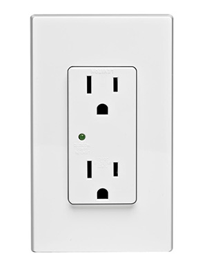 Surge Protection Receptacle