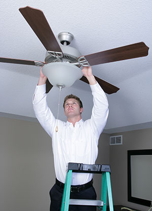 Ceiling Fan Replacement Cleveland