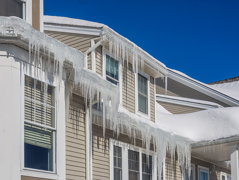Gutter and Roof Ice Melt Systems