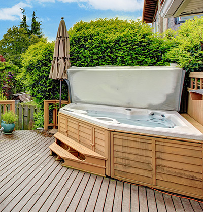 Cleveland Hot Tub and Pool Wiring