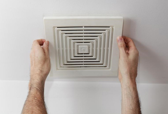 Energy Saving Bathroom Exhaust Fan