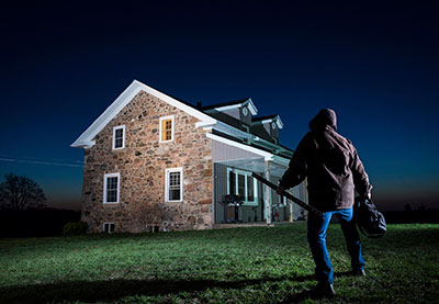 Cleveland security lighting outdoor home safety lighting exterior security lighting installation cleveland aloadofball Choice Image